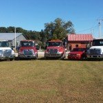 Bryant's 24 Hour Towing Service Tow Trucks